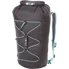 Exped Cloudburst 25 Backpack black-pool blue